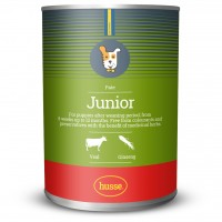 Junior Pate (kalf en ginseng)