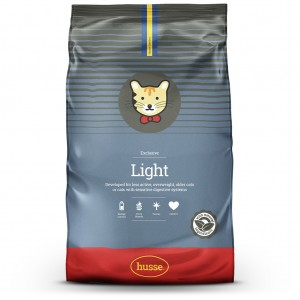 comida light para gatos excluisve light