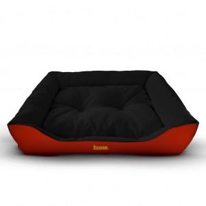 Paus - Dog bed, black: S