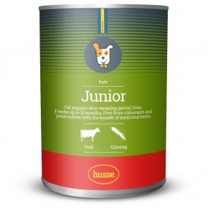 pâté Junior : 400 g
