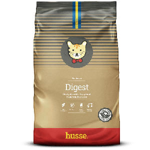 EXCLUSIVE DIGEST | Croquettes pour chat à digestion sensible
