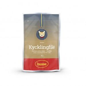 Katt Kycklingfilé : 80 g
