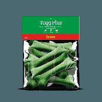 TUGG PLUS : sachet de 10 pièces d'os au thé vert