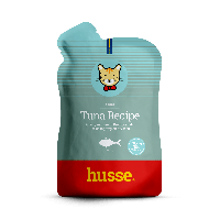 TUNA RECIPE :  friandise/mousse au thon pour chat adulte