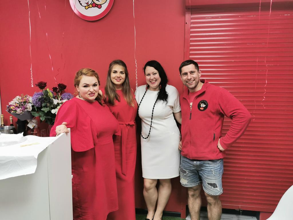 Новый офис в Архангельске