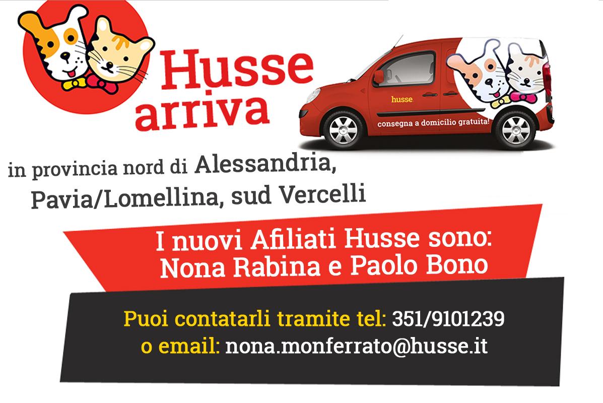 Benvenuti nuovi Affiliati Husse Nona Rabina e Paolo Bono
