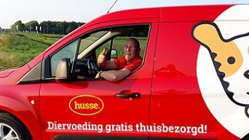 Twee nieuwe franchisenemers voor Husse