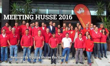 Encontro da Equipa Husse Portugal