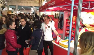 Husse France took part in Equita Eurexpo