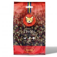 Treats - nowe smakołyki dla kotów!