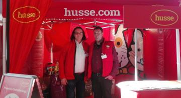 Husse Germany took part in Dog Show in Münster