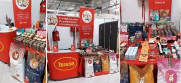 Husse took part in Warsaw Animals Days in Poland