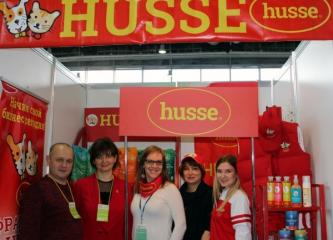 Husse took part in
