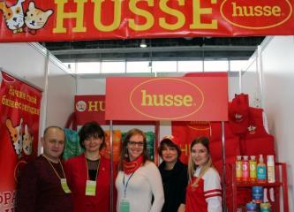 Husse took part in