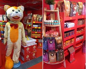 Husse was present at Fair of Rennes in France