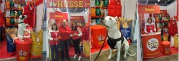Husse attended Dog Show