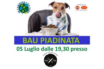 Bau Piadinata - Gorgonzola (MI) - 5 Luglio
