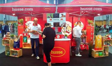 HUSSE WAS PRESENT AT DOG CHAMPIONSHIP IN NANTES, FRANCE