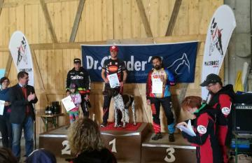 HUSSE REPRESENTATIVE TOOK FIRST PLACE AT INTERNATIONAL CHAMPIONSHIP IN AUSTRIA
