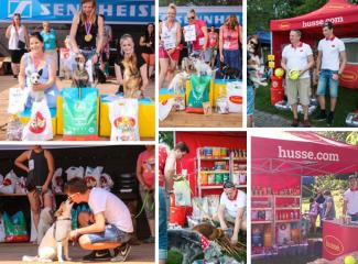 HUSSE PARTICIPATED IN MIX BREED DOG SHOW IN CZECH REPUBLIC