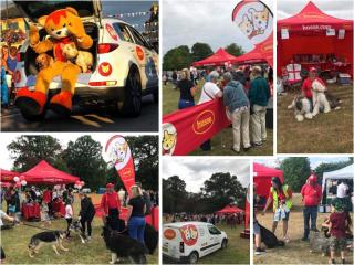 HUSSE PARTICIPATED IN MANY EVENTS IN UK