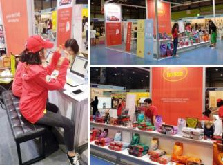 HUSSE WAS PRESENT AT PET EXPO IN KOREA