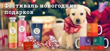 Фестиваль новогодних подарков!
