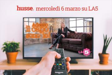 Seguiteci anche in TV su La5!