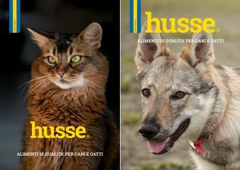 Nuovi cataloghi 2019 cane e gatto