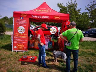 Представяне на Husse в София