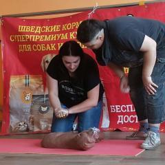 Семинар в Воронеже по первой помощи