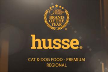 Husse Marke des Jahres (Animalis Edition) 2019