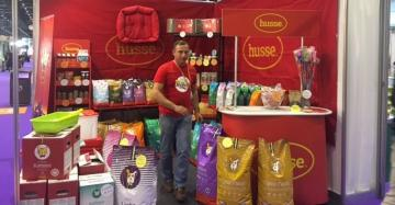 HUSSE TOOK PART IN LES AUTOMNALES FAIR IN SWITZERLAND