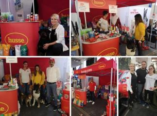 HUSSE SPONSORED DOG SHOW CACIB IN ZAGREB