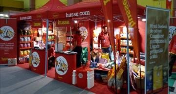 HUSSE PARTICIPATED IN PET EXPO 2019 IN BUCHAREST