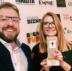 Husse Tuna Recipe ganó un premio en la competencia Sfinksy 2020!