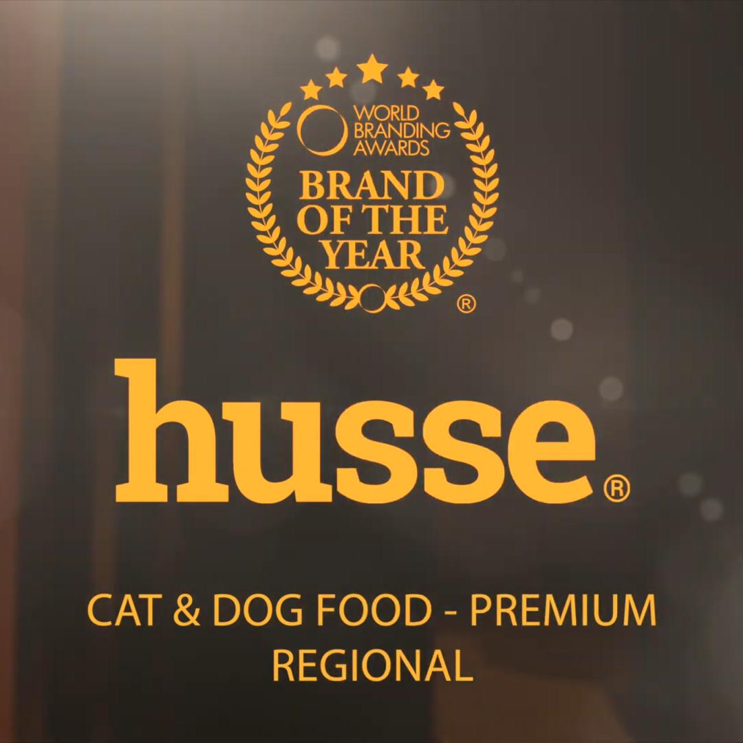 Nejlepší značka prémiových krmiv pro psy a kočky? Podle chovatelů švédské Husse