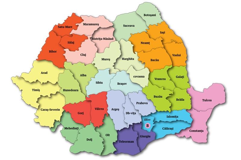 Harta RO