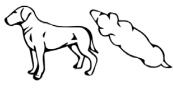 Ideal Dog Vector