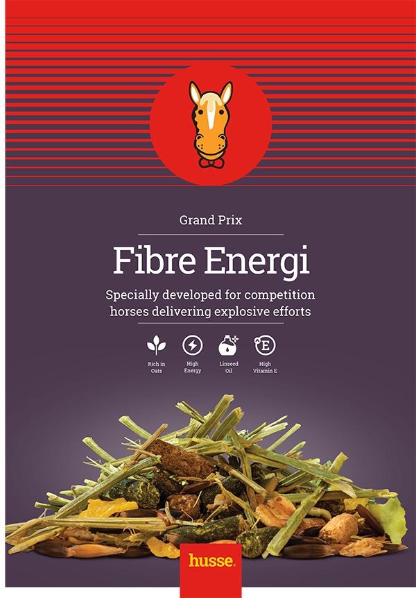 aliment pour cheval fibre energi husse